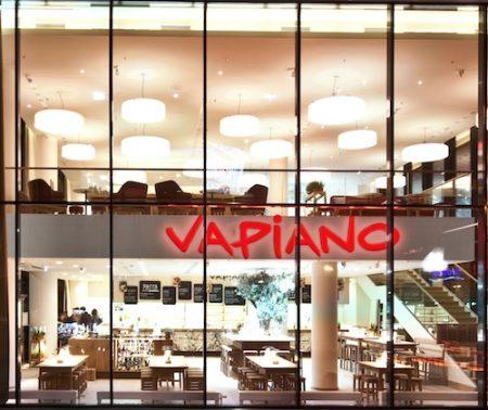 Vapiano Restaurants, Vienna