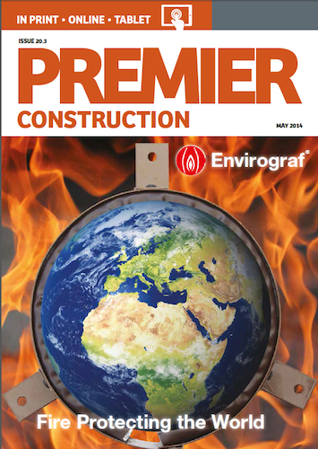 This month in Premier Construction Issue 20-3