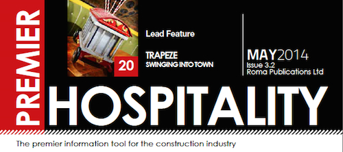 This month in Premier Hospitality Issue 3-2