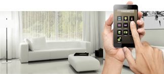 i control 1000, INTELLI HEAT is The only Electric Heating System  in UK controllable by an App!!!