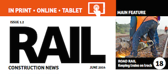 This month in Rail Construction News Issue 1-2