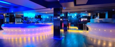 Press Nightclub, Piccadilly, London