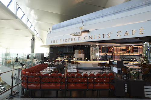 Perfectionists' Café