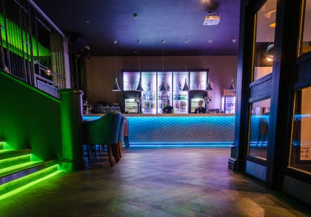 Maddison nightclub, Cardiff, Restaurant & Bar Design Awards 2014