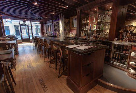 Dacantus, Newcastle, Restaurant & Bar Design Awards 2014