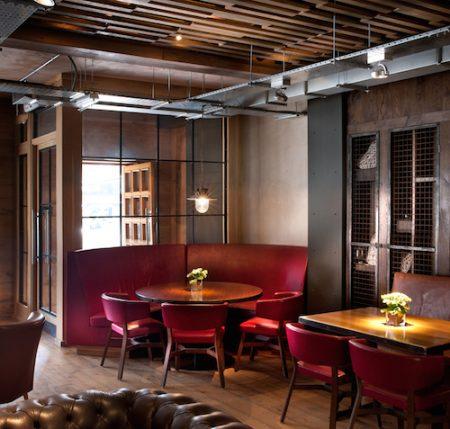 The Beech House, Beaconsfield,  Restaurant & Bar Design Awards 2014