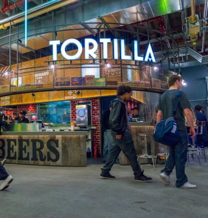 Tortilla, Leeds Trinity shopping centre