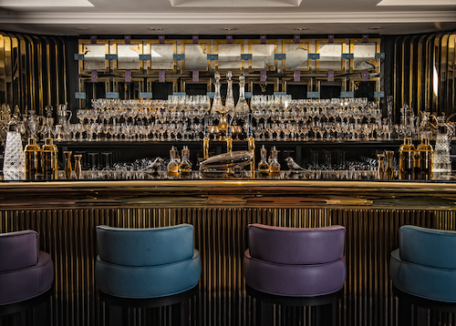 Cocktails at Cartizze