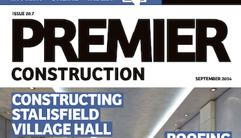 This month in Premier Construction Issue 20-7