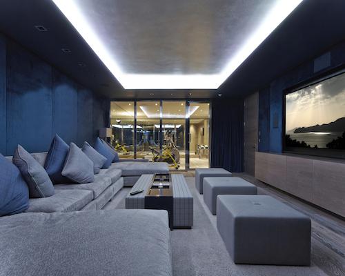 Living in Luxury