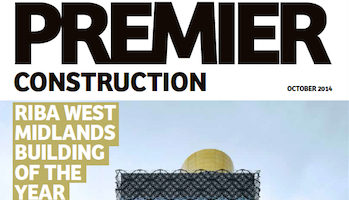 This month in Premier Construction Issue 20-8