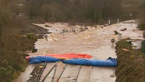Tackling flooding in Exeter