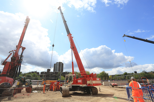 Redeveloping Paddington New Yard