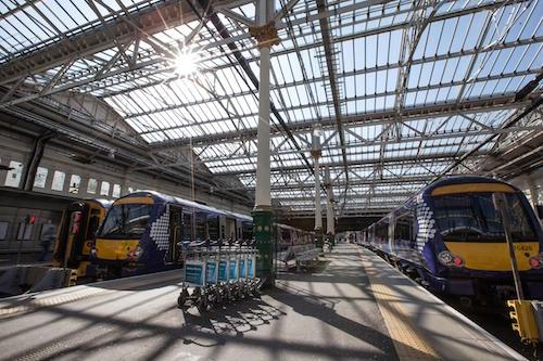 The National Rail Awards 2014