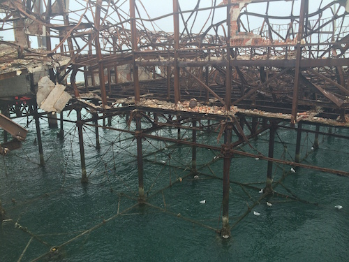 A new lease of life for Hastings Pier