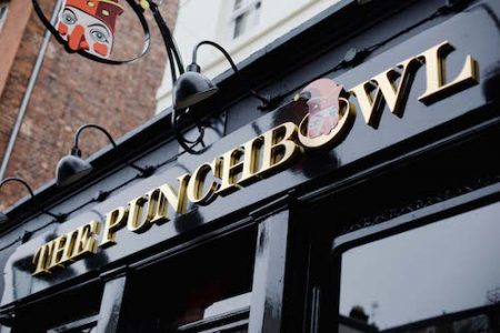 The Punchbowl, London, Mayfair
