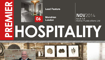 This month in Premier Hospitality Issue 3-8