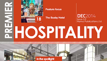This month in Premier Hospitality Issue 3-9