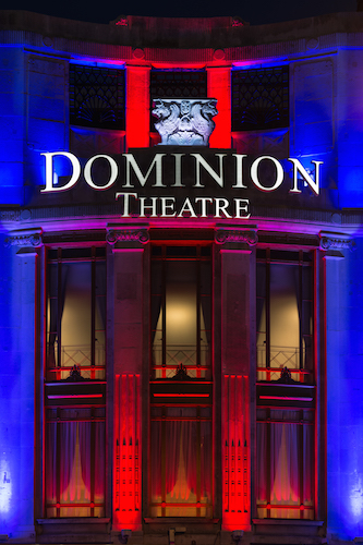 Refurbishing The Dominion Theatre