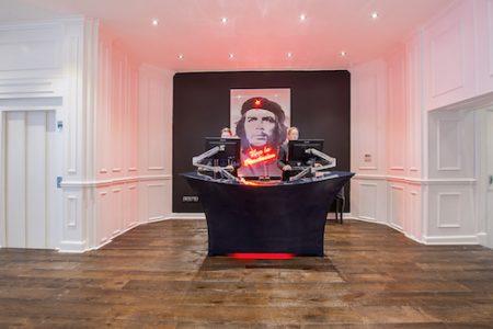 The Exhibitionist, South Kensington, London