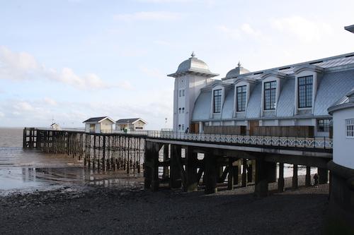 A gold for Penarth Pier Pavilion