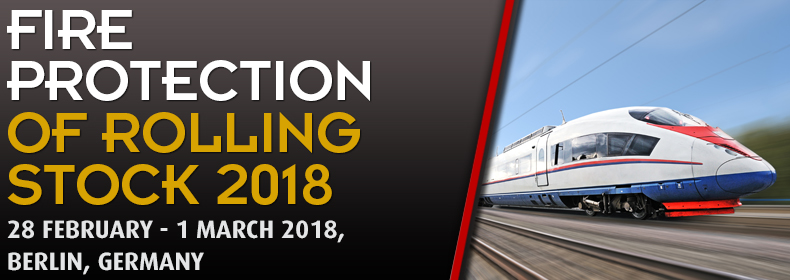 Fire Protection of Rolling Stock 2018