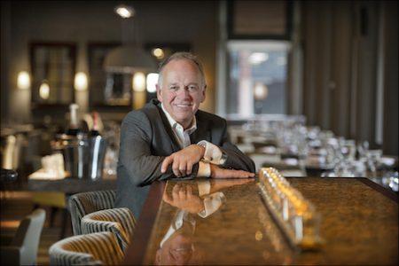 Alan Tomkins, The Western Club Restaurant, Royal Exchange Square, Glasgow
