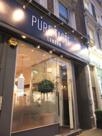 Pure Taste, London