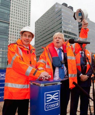 crossrail external affairs