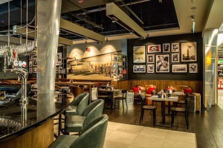 Pilots Bar & Kitchen, Heathrow, Terminal 5, London