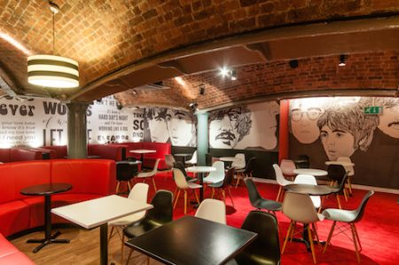 Fab 4 Cafe, Albert Dock, Liverpool