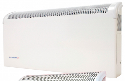 Low Surface Temperature Heaters