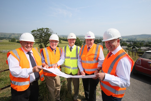 Multi-million pound project delivers affordable homes