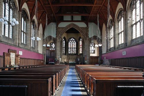 Dramatic resurrection for historic church