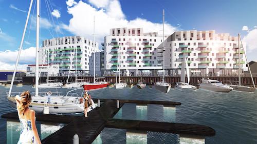 Regenerating Brighton Marina