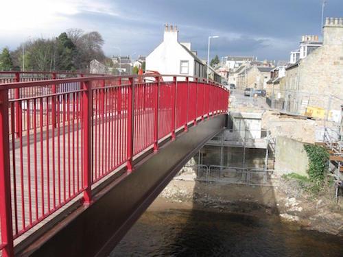 Elgin Flood Alleviation Scheme