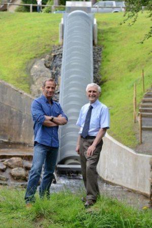 Craigside Archimedes, Hydropower, Morpeth
