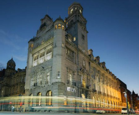 Aloft Liverpool, RICS Awards