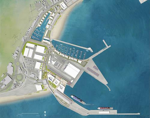 Dover Western Docks Revival