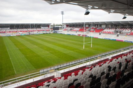 Ravenhill Rugby, Ulster Rugby, RICS Awards