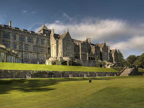 A new lease of life for Bovey Castle