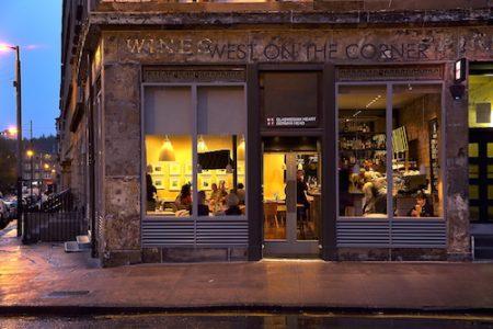 WEST on the Corner, Glasgow