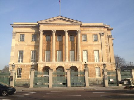 Apsley House, Hyde Park, London