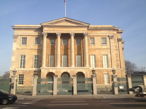 A revamp for Apsley House