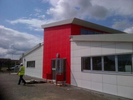 Spalding Wygate Park Academy primary school