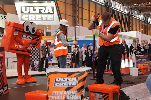 Traffex and Parkex 2015