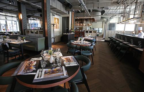Vincent Café and Cocktail Bar