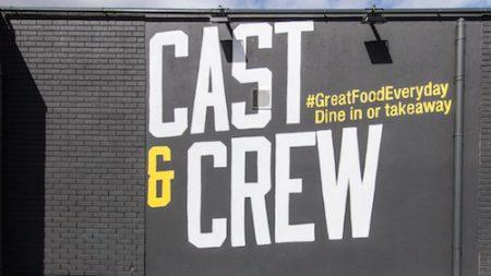Cast & Crew, Belfast, Titanic Quarter