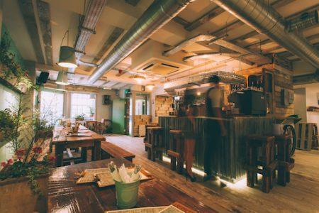 Allotment Bar, Manchester
