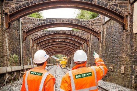 Chorley Tunnel, National Rail Award